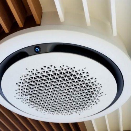 Climatisation pour professionnels et privés - CF réfrigération et maintenance (Liège)