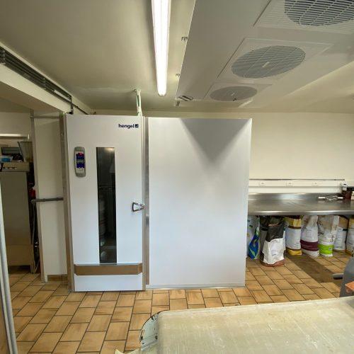 Chambre de fermentation - Clim double flux
